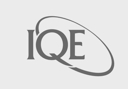 IQE plc logo
