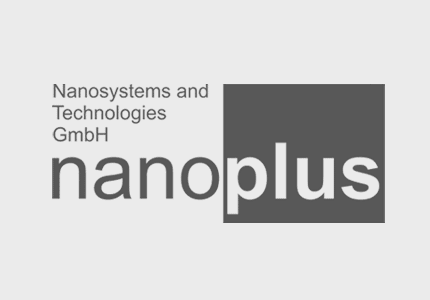 Nanoplus GmbH logo