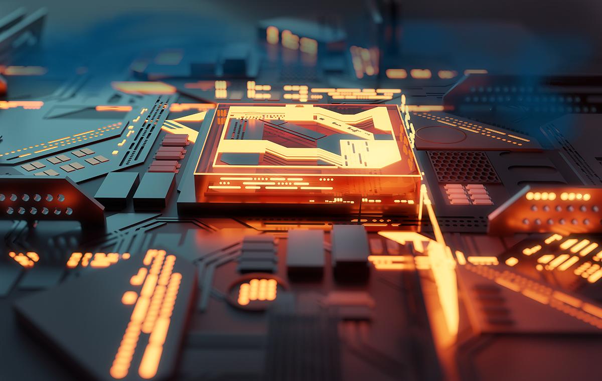 Quantimony CPU