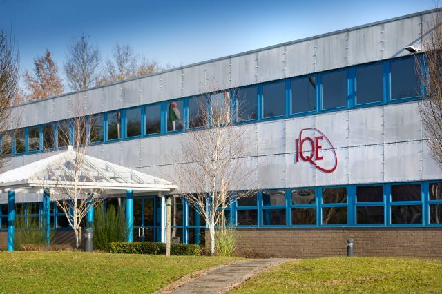 IQE: Wafer engineered long wave infrared photodiodes (United Kingdom)